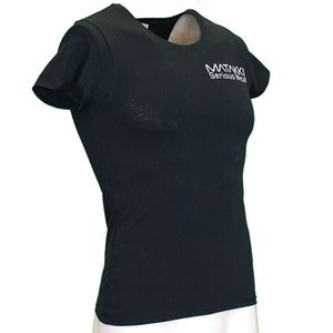 Immagine di Ladies Matakki Black T Shirt