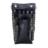 Picture of The Horusuta - Black Cowhide Scissor Holster