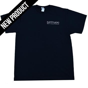 Picture of Matakki Black T Shirt