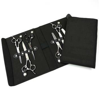 Picture of Hairdressing Scissor and Barber Scissor Case Holds 6 pcs